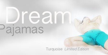New DREAM Pajama in Magic Turquoise - Ergowear