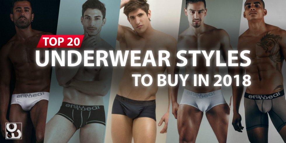Best men's Pouch Uderwear - Ergowea