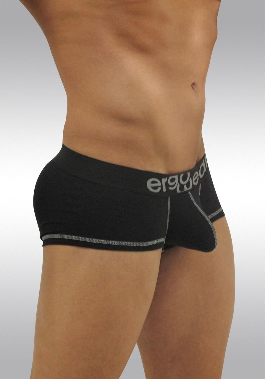 Ergowear Pouch MAX Light Modal Boxer Black- Side