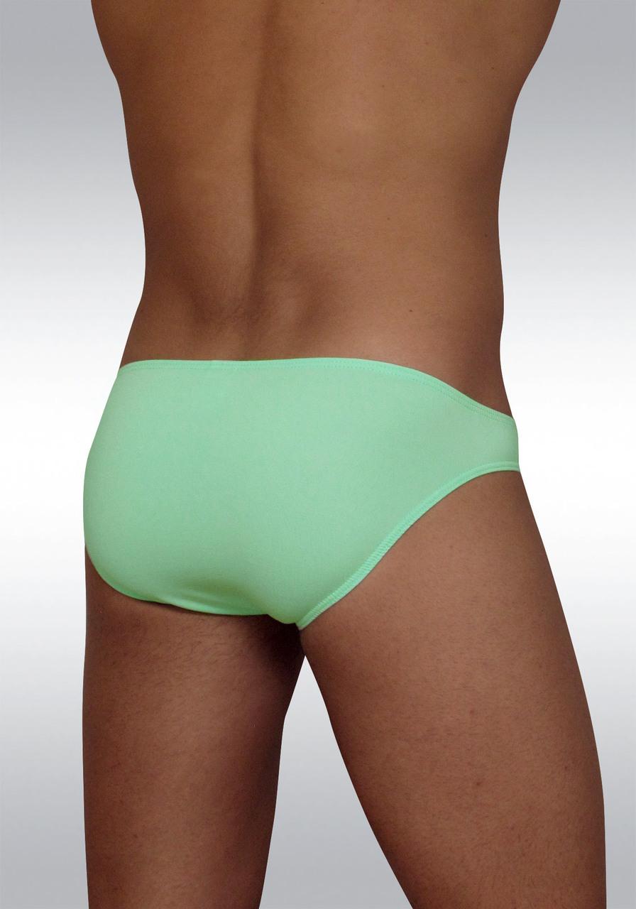 Pouch bikini for men FEEL Suave Menta - back
