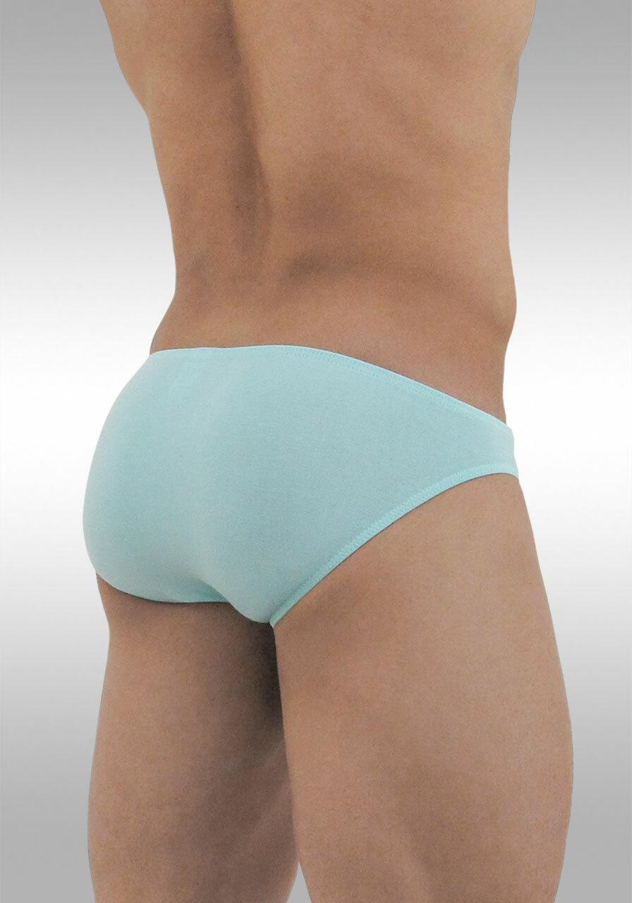 FEEL Modal Bikini Aqua - Back View
