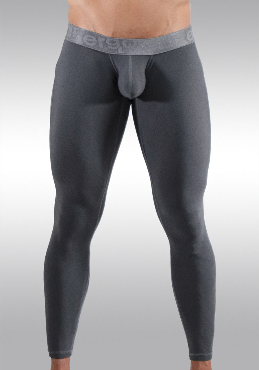MAX XV Leggings Space Grey | Front view