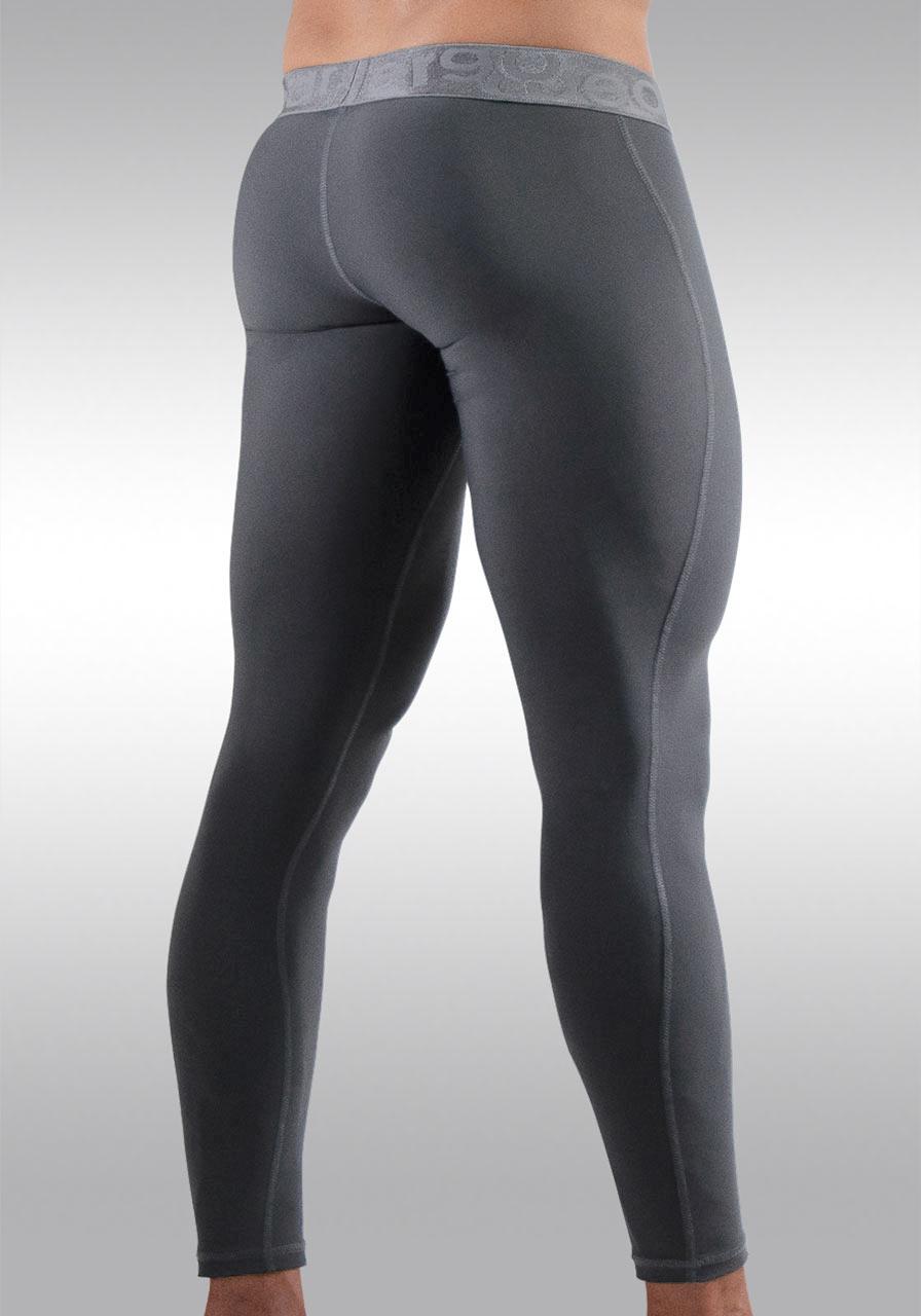 MAX XV Leggings Space Grey | Back view
