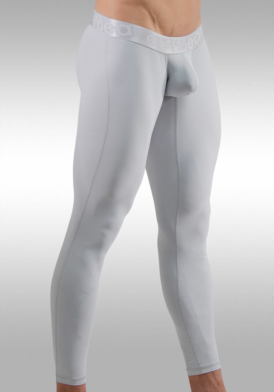 MAX XV Leggings Silver | Side view