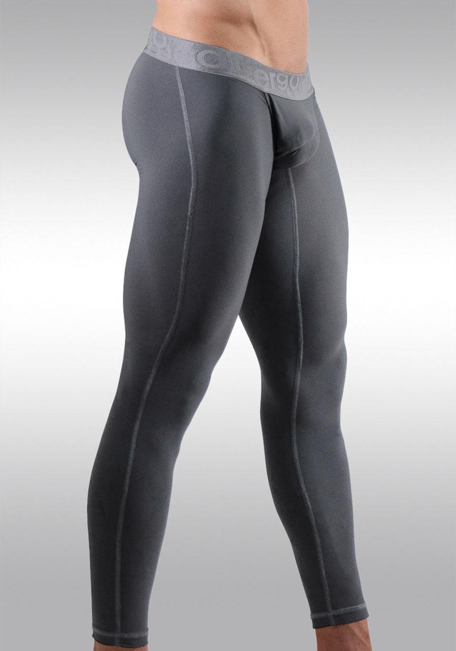 FEEL XV Leggings Space Grey | Side view