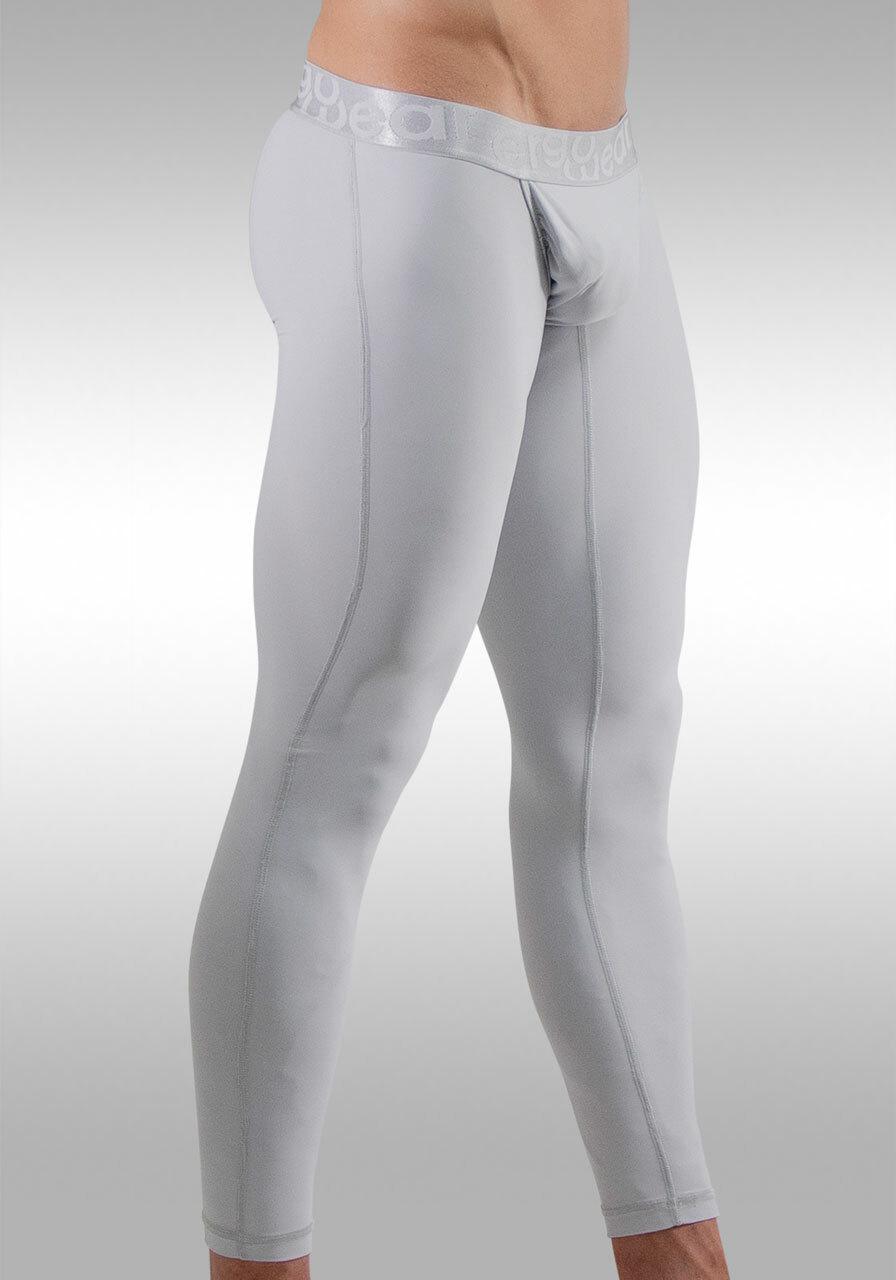 FEEL XV Leggings Silver | Side view