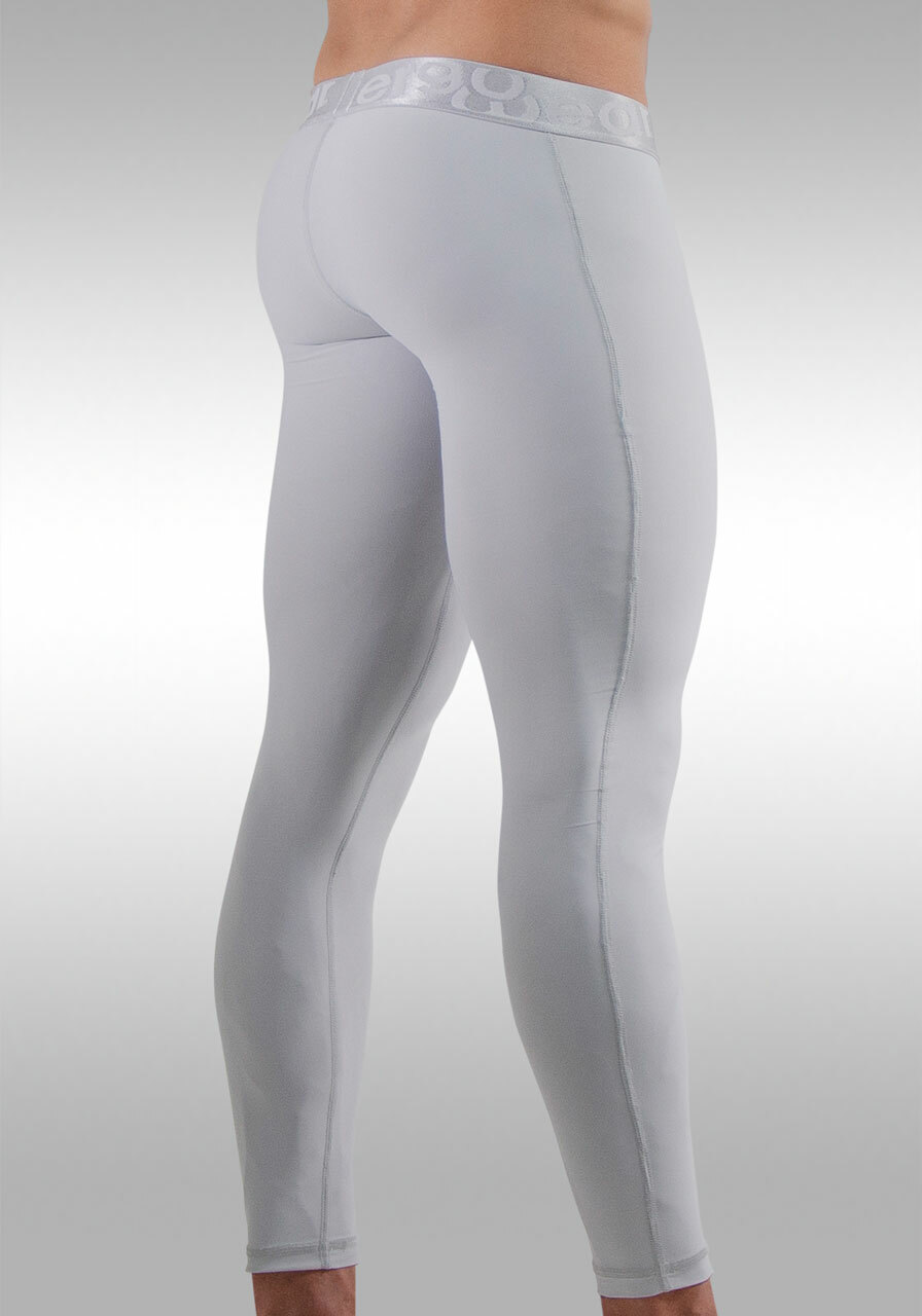 FEEL XV Leggings Silver | Back view