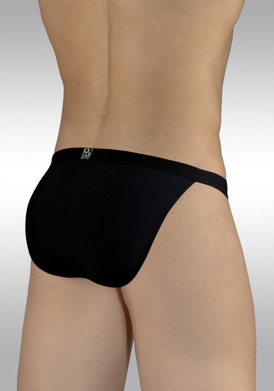 SLK Bikini - Black | Back view