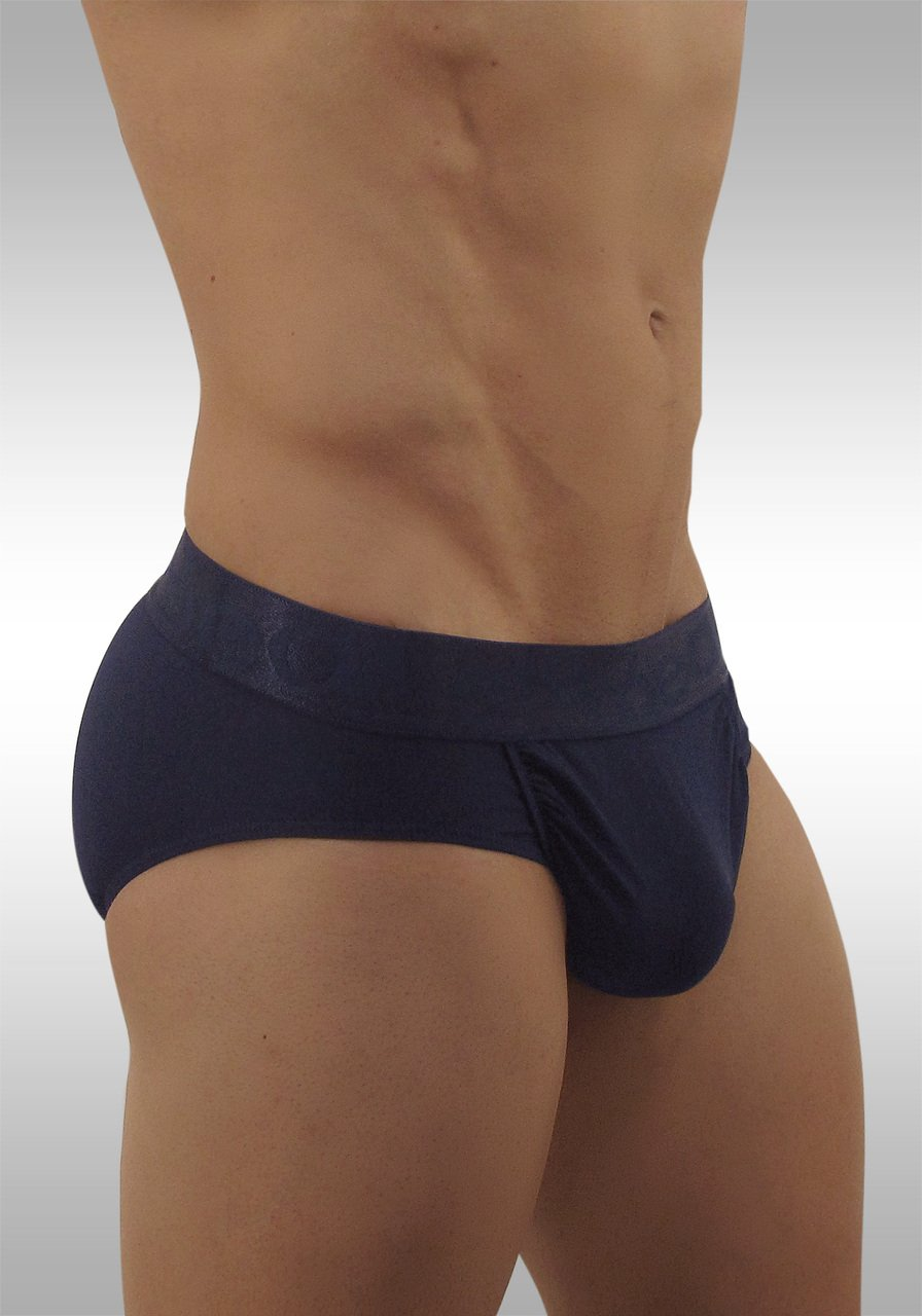 FEEL XV Brief Navy - Side view