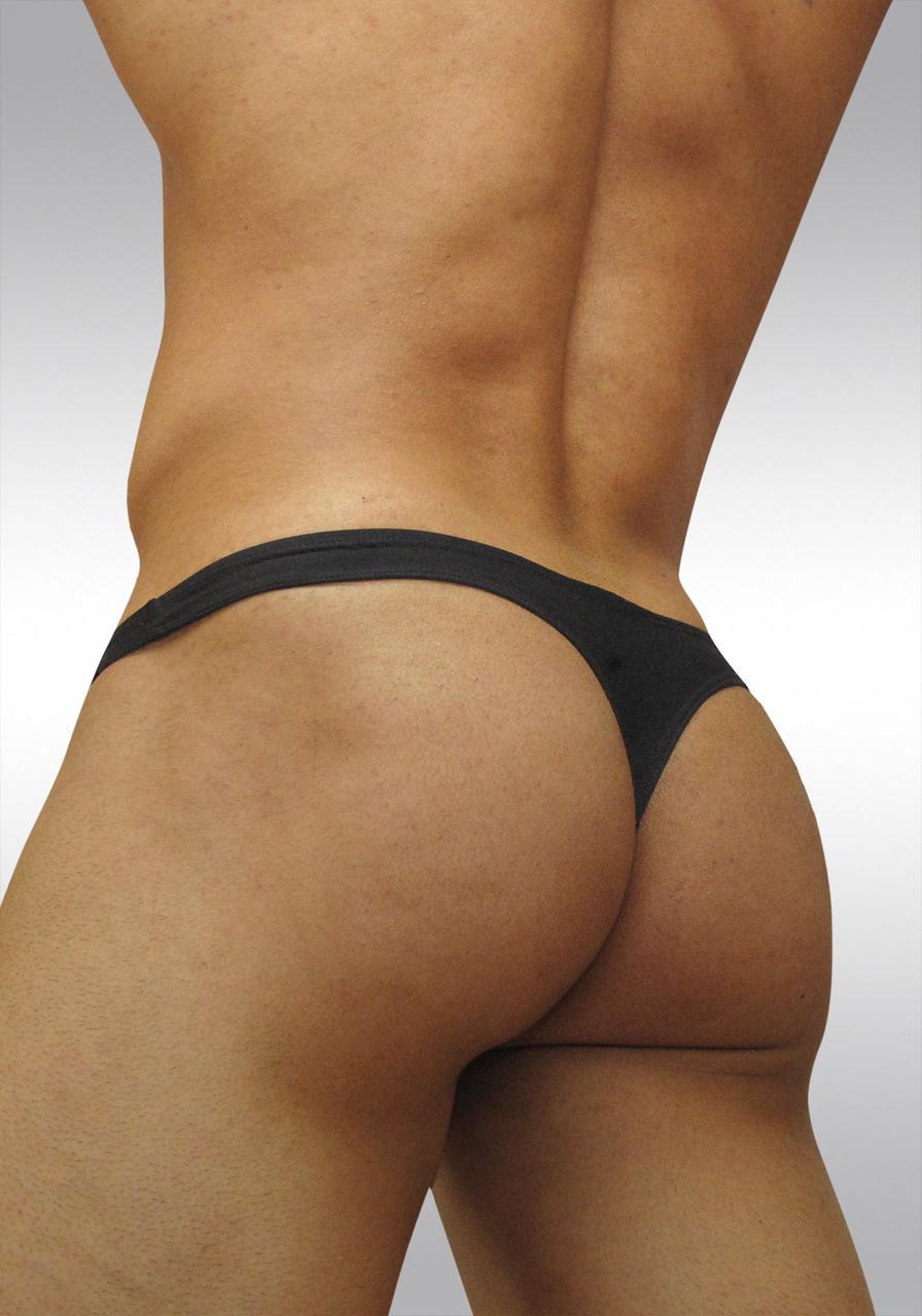 Ergowear Pouch Microfiber X3D Thong Black Back