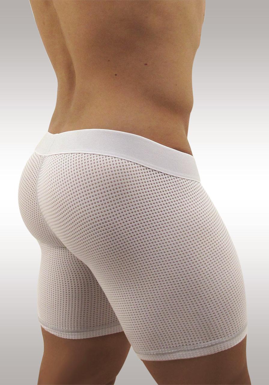 Ergowear Pouch MAX Mesh Boxer White/Grey - Back