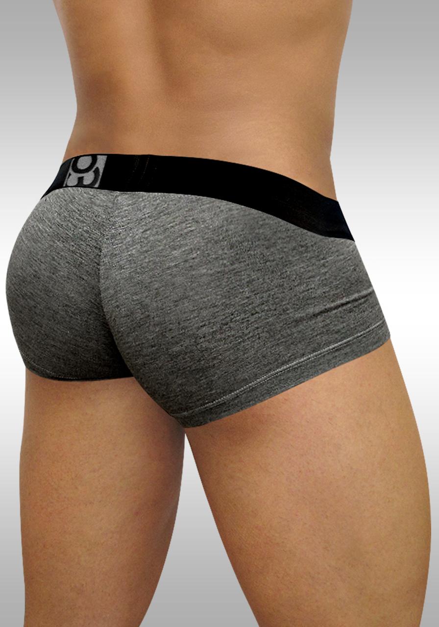 FEEL Modal  Boxer - Gray - Back view