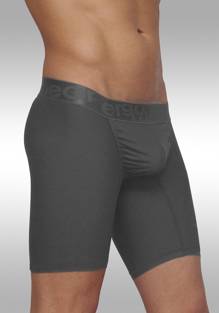 FEEL Classic XV - Men's Pouch Midcut Brief - Space Grey - side