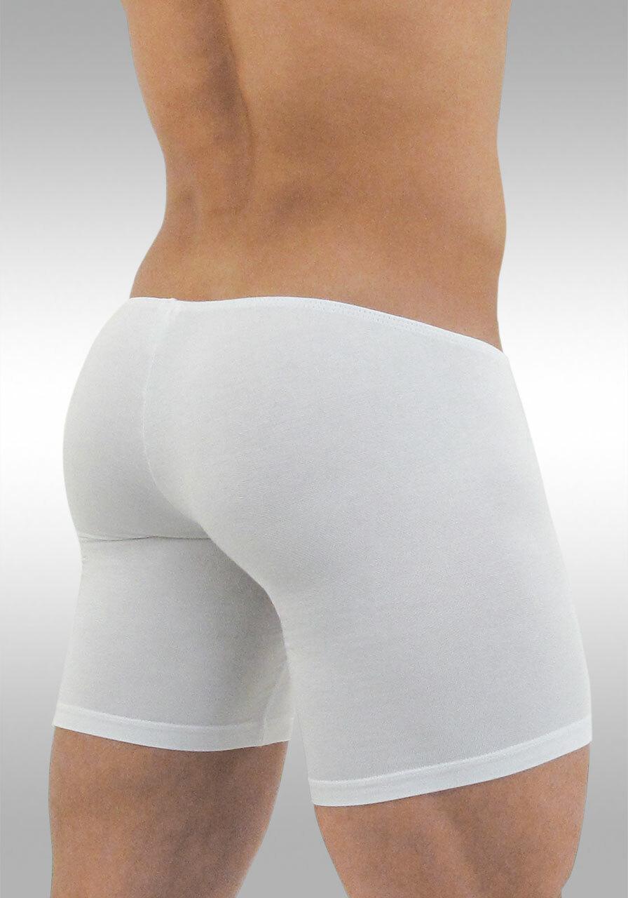 FEEL Modal Midcut White | Back View