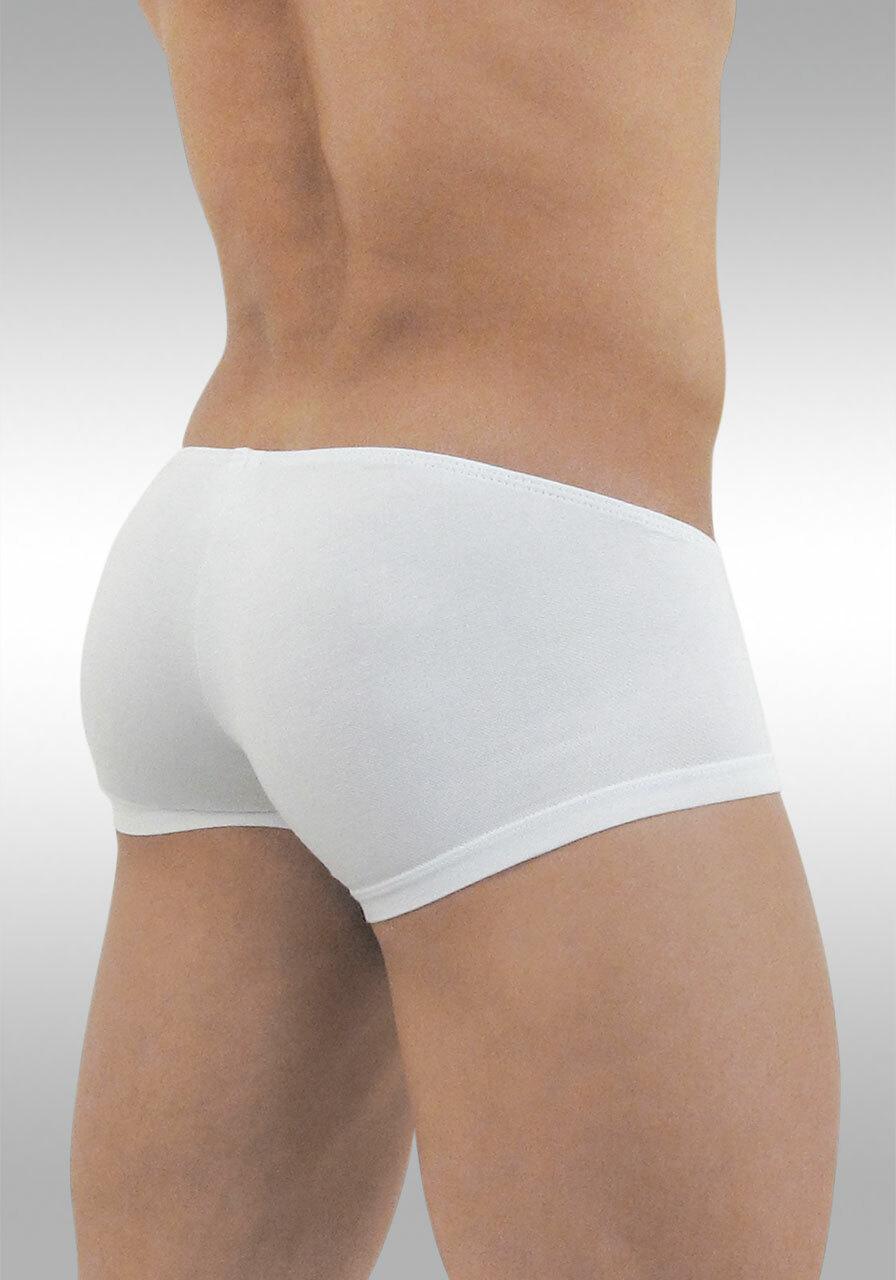 FEEL Modal Mini Boxer White | Back View