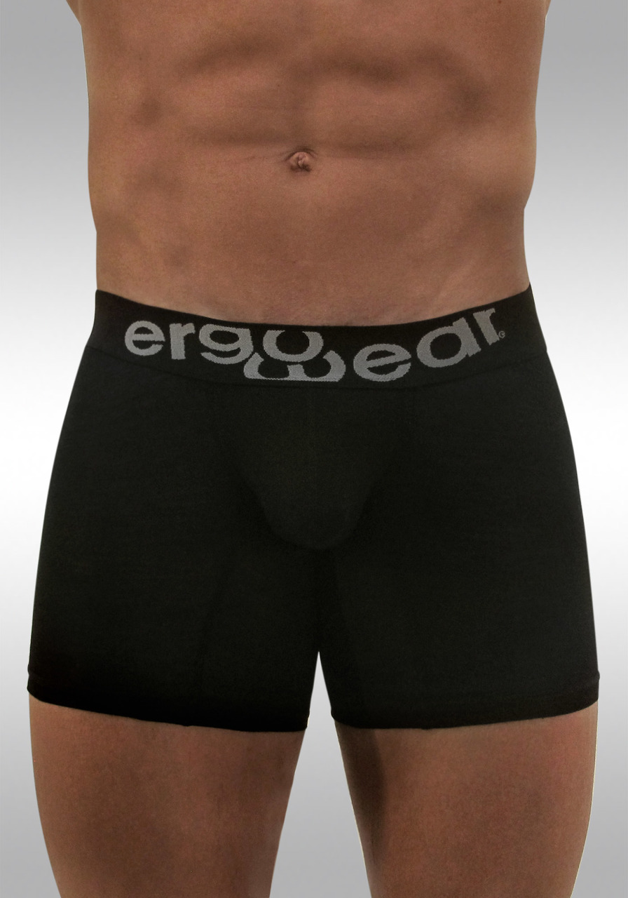 Ergowear MAX Modal Midcut  Black - Front