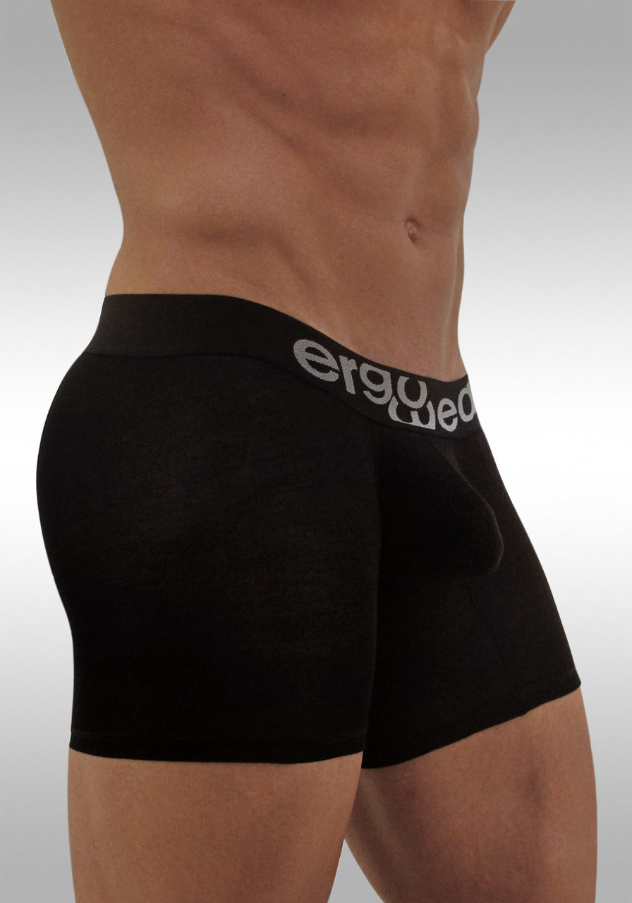 Ergowear MAX Modal Midcut  Black - Back