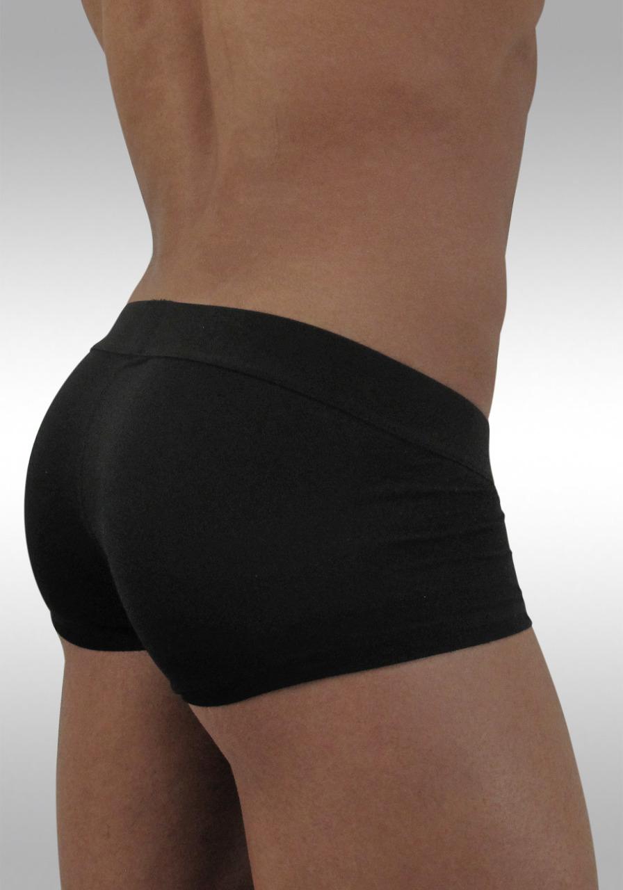 Ergowear MAX Modal Boxer Black - Back
