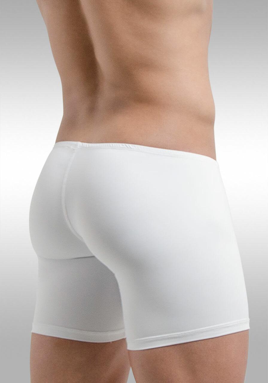 X4D Midcut White   Back view