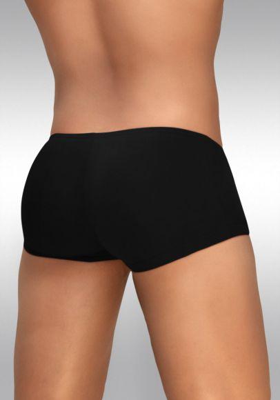 FEEL Modal Mini Boxer Black - Back View