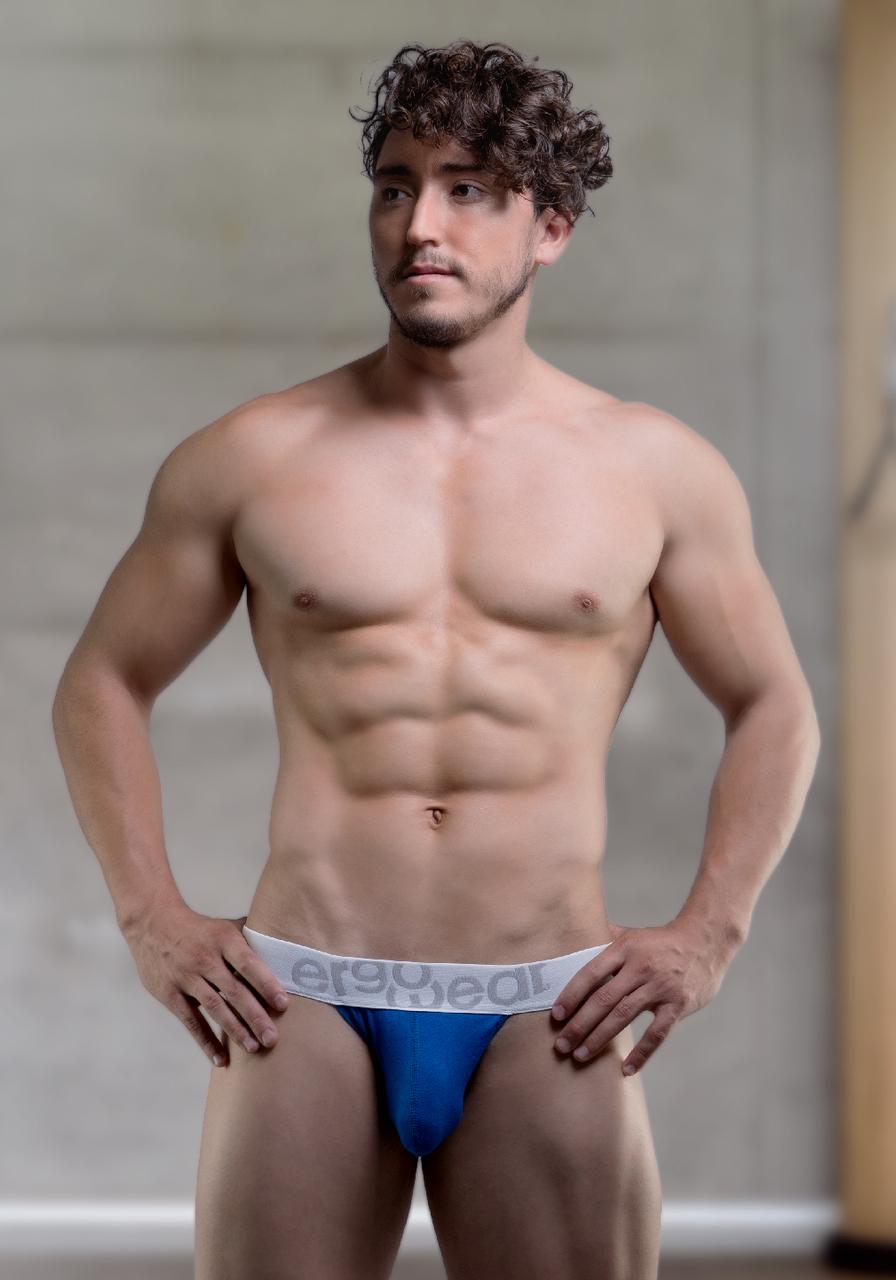 MAX Modal Bikini Royal Blue