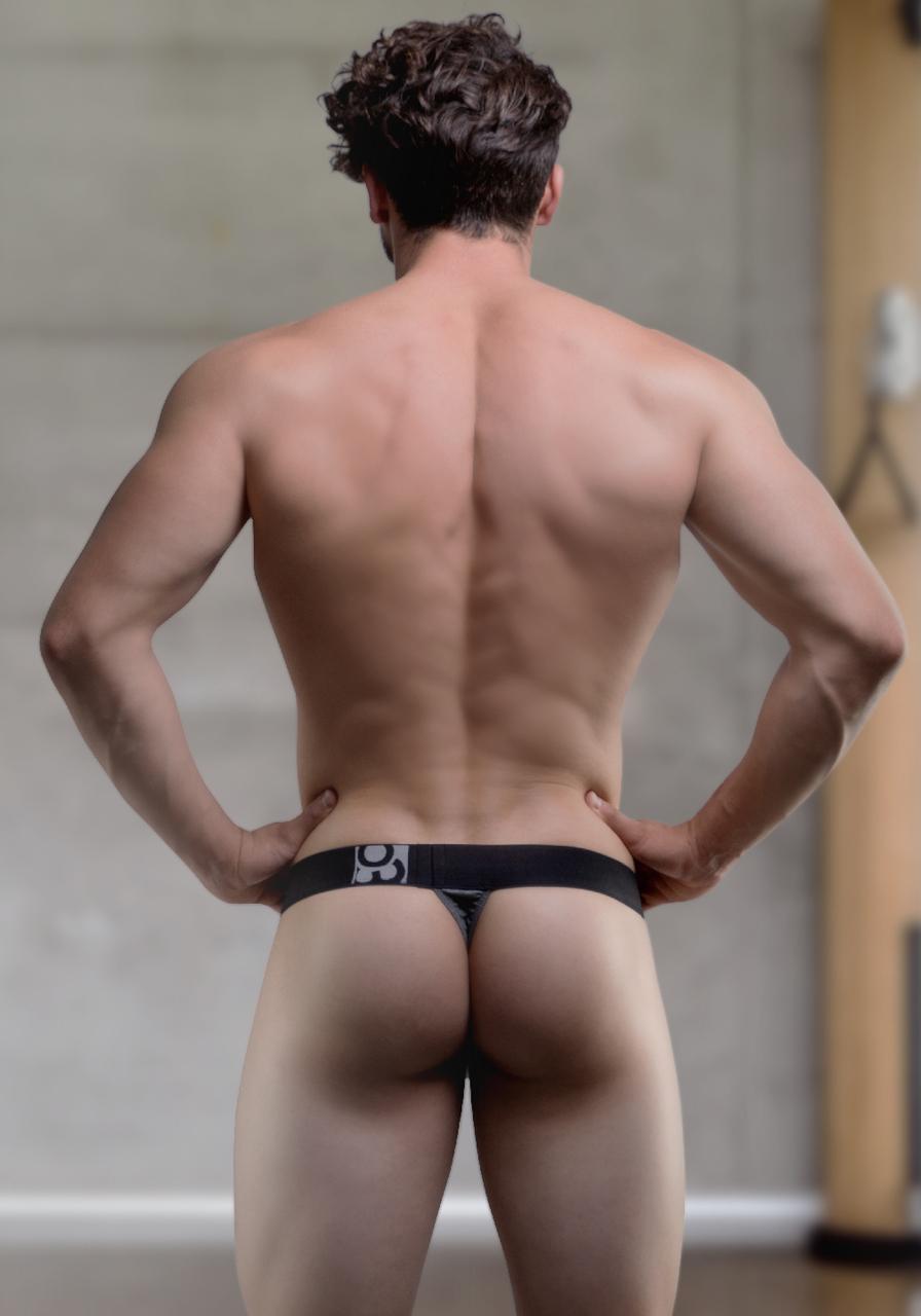 MAX Modal Thong Gray