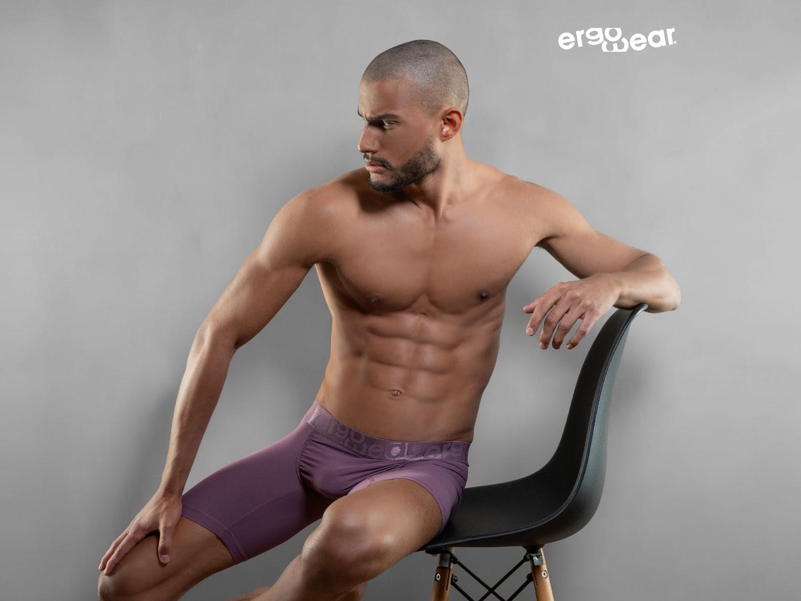 Front-Facing Underwear For Men - Ergowear