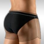 Men's Gym Short Bikini Rear Option – Ergowear