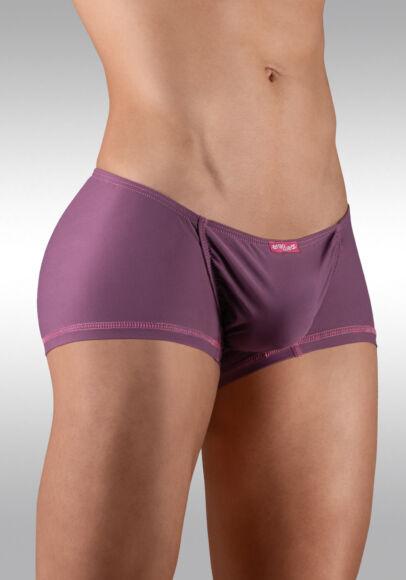 feel gr8 mini boxer dusty pink side