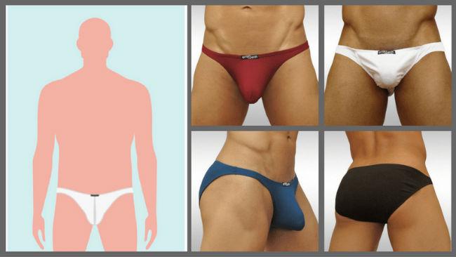 Pouch Underwear for Shor Body Types