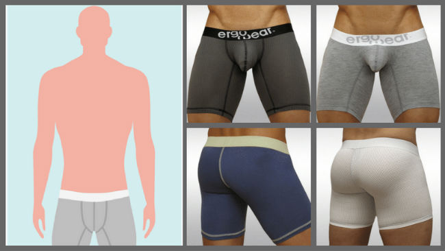 Pouch Underwear for Tall Body Types