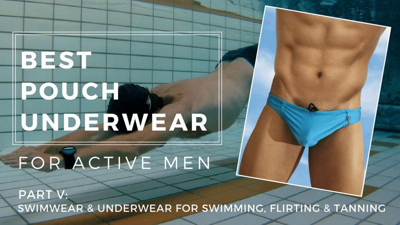 Bulge Swimwear & Underwear for Better Sporting