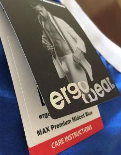 New Ergowear Eco-label with QR Code