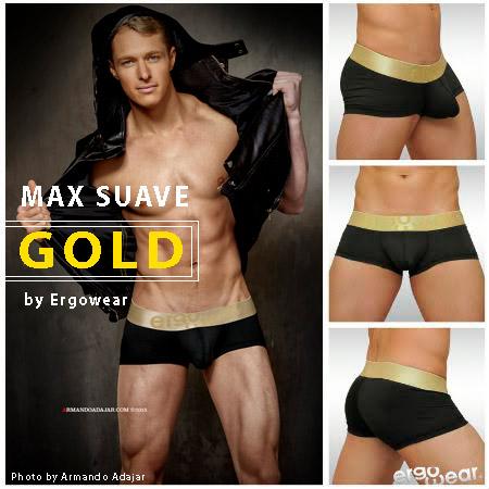 MAX Suave Gold Black
