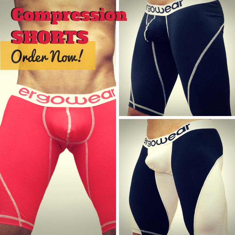 new compression shorts