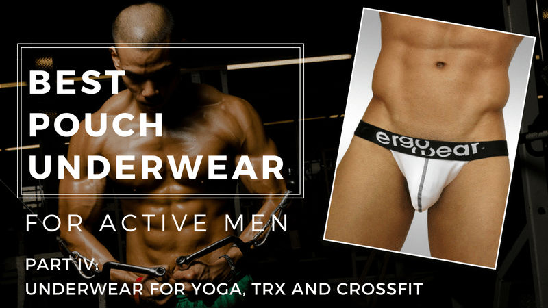 Top-Rated Men's Pouch Underwear for Workout and Fitness