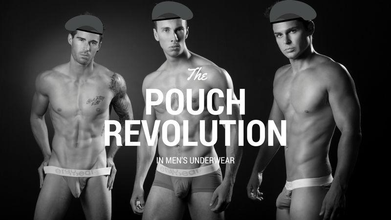 The Pouch Revolution In Men's Underwear