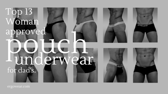Top 13 Woman-Approved Pouch Underwear for Dad's