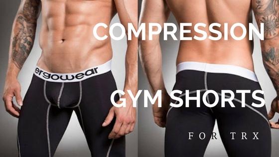 Gym Compression Shorts for TRX