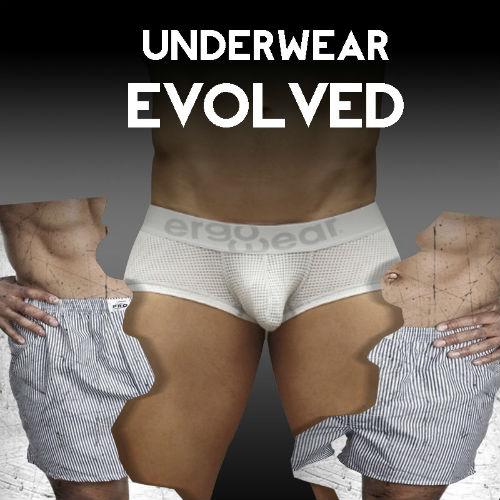 Underwear evolved